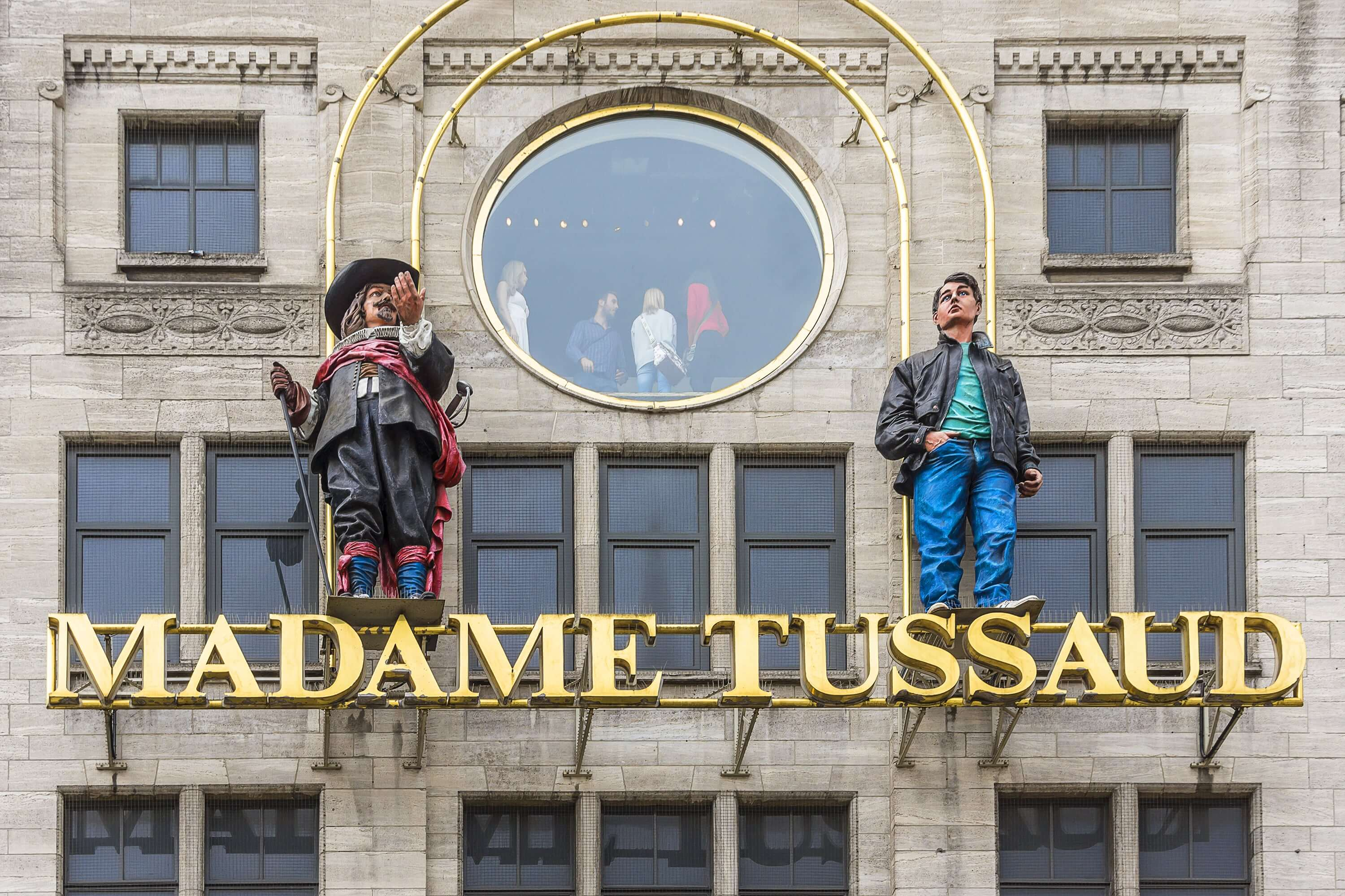 Madame Tussauds Museum London
