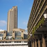 Visit the Barbican Theatre in London