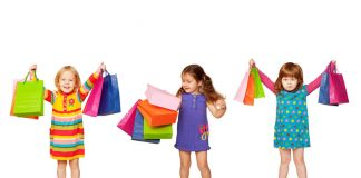 Buy Children's Gifts in Central London