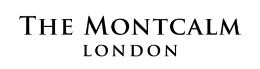 the Montcalm Logo White