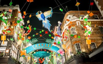 Carnaby st. christmas