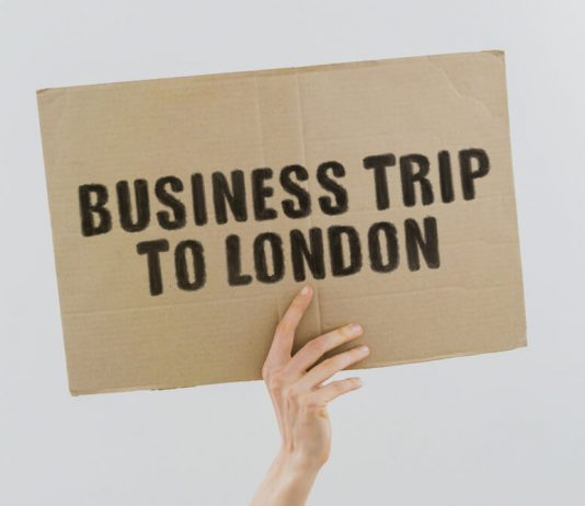 Business trip to London