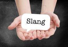 British Slang Words