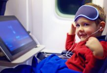 Keep Your Kids Occupied on a Long-Haul Flight