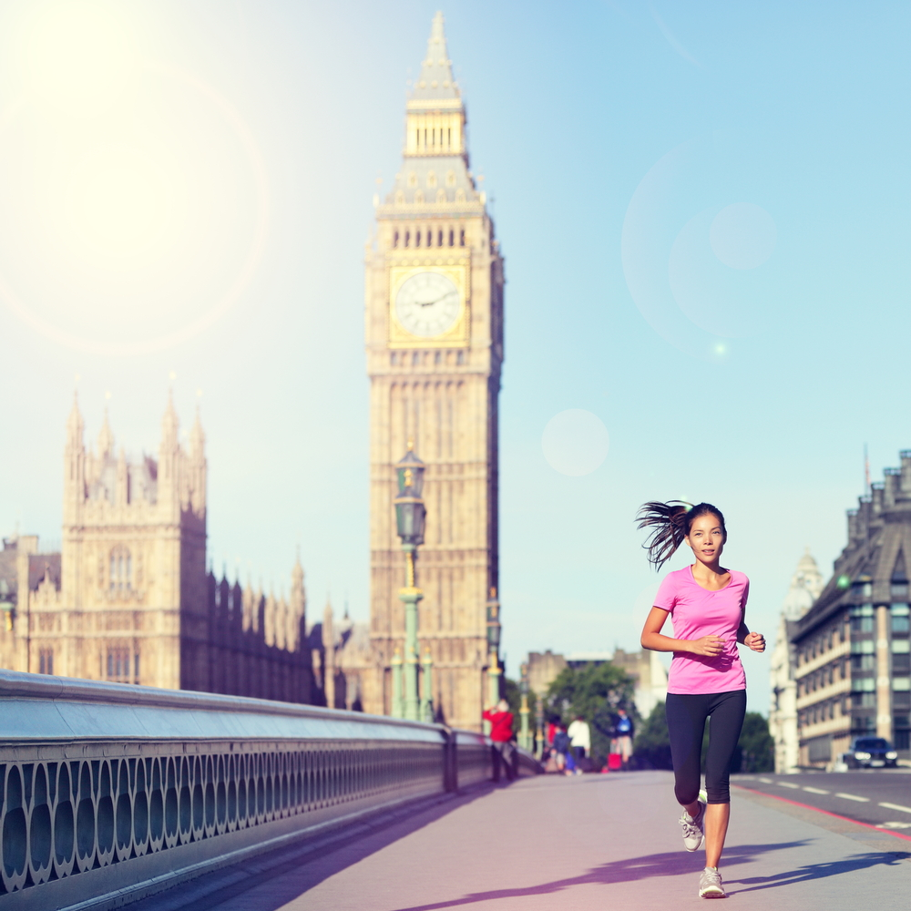 fitness in london