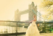 wedding in london