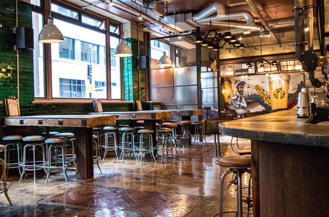 Long Arm Pub At The Montcalm Royal London House