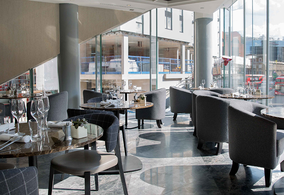 Plate Restaurant M By Montcalm
