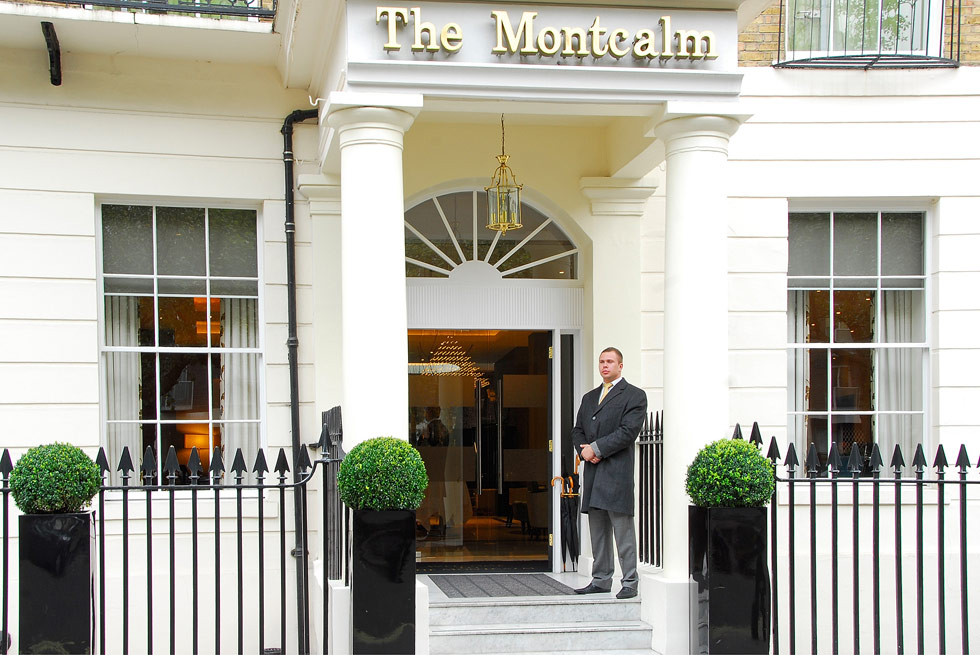 Montcalm Hotel London Reviews