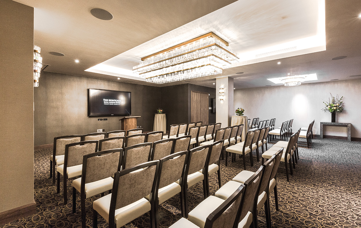 The Montcalm Royal London House Meeting Events 05
