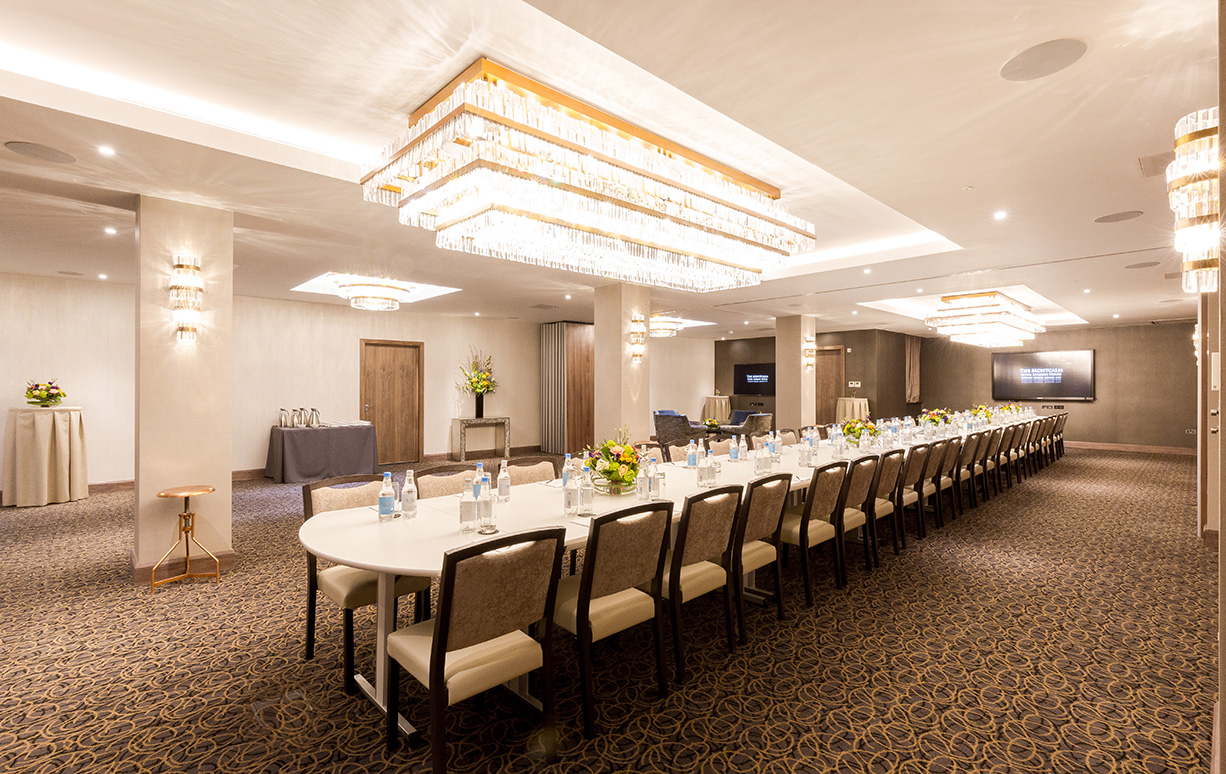 The Montcalm Royal London House Meeting Events 06