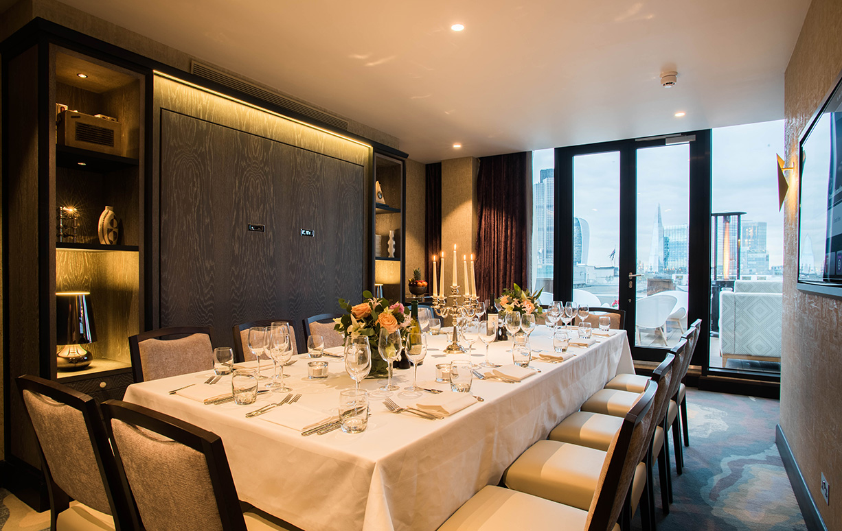 The Montcalm Royal London House Meeting Events 07