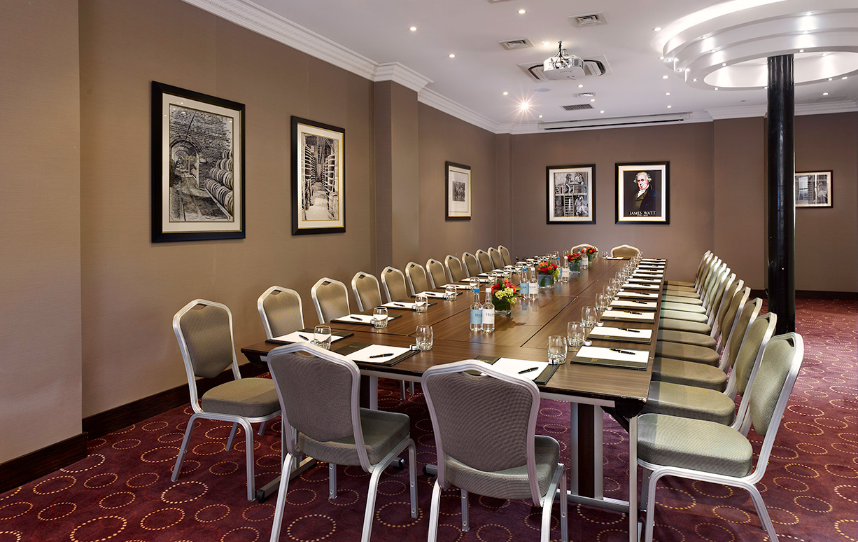 The Montcalm at The Brewery London City meeting events 01