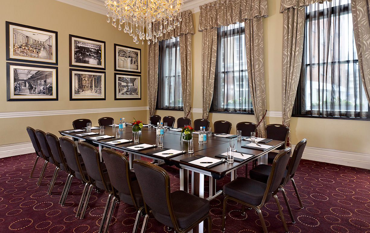 The Montcalm at The Brewery London City meeting events 06