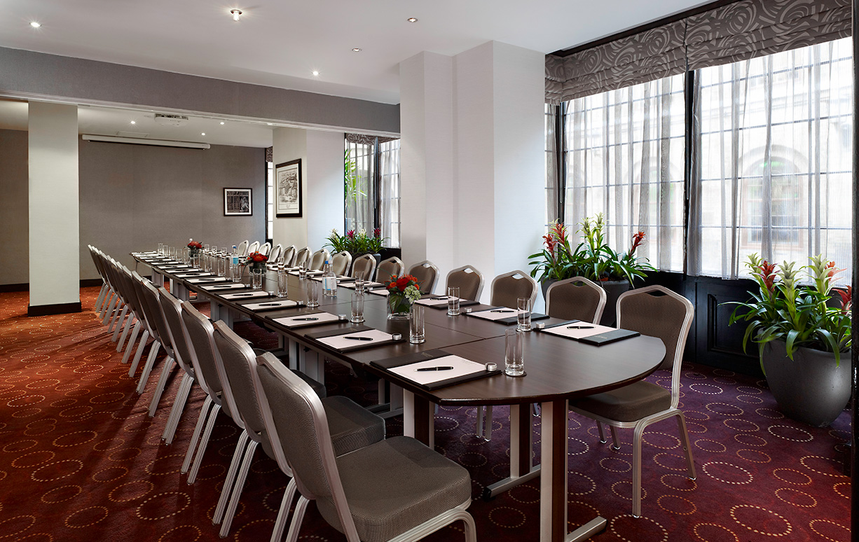 The Montcalm at The Brewery London City meeting events 09
