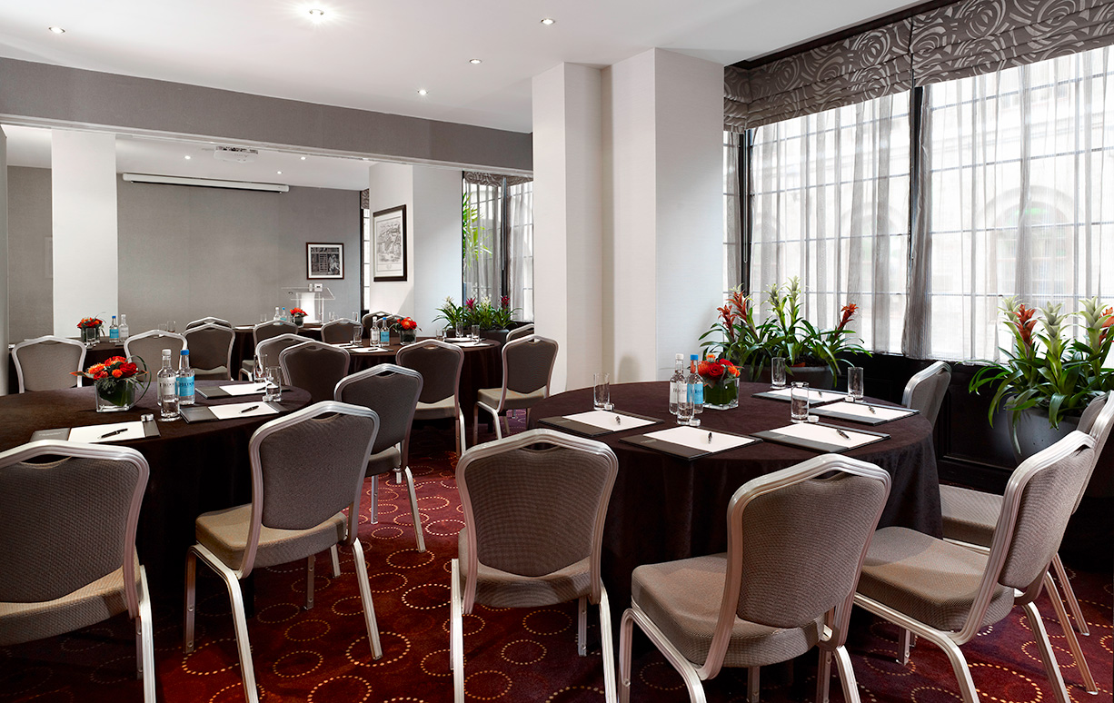 The Montcalm at The Brewery London City meeting events 10