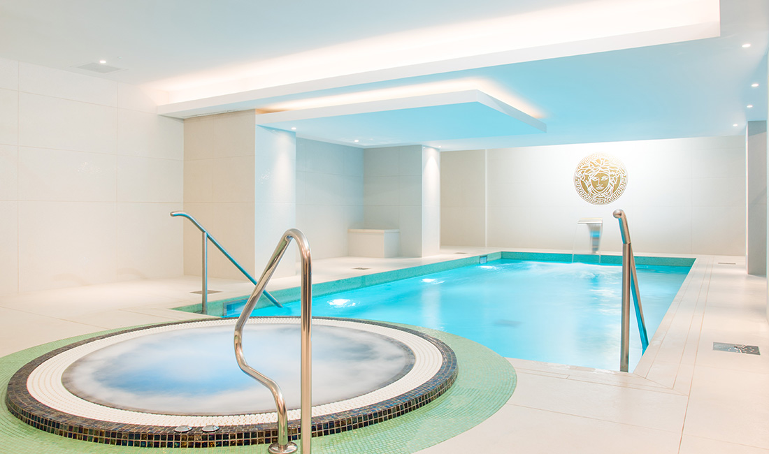 Jacuzzi Piccadilly.The Montcalm Royal London House Spa Beauty Spa In London