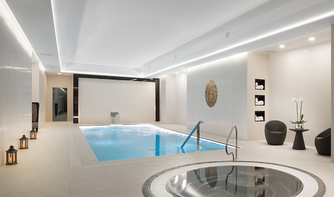 Jacuzzi Piccadilly.Beauty Melody Spa At M By Montcalm Shoreditch M By