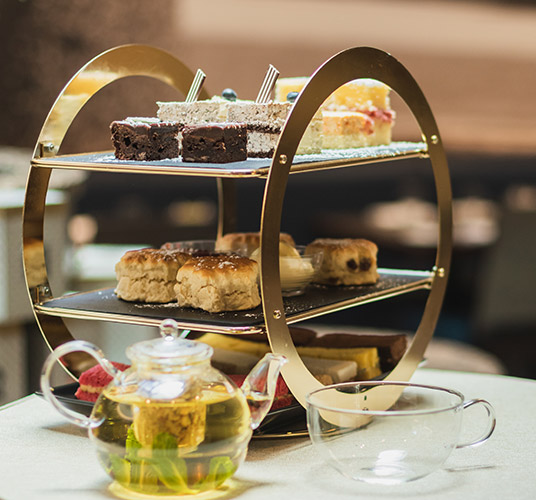 Exquisite Afternoon Tea, Exceptional Value