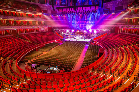 Enjoy the best of classical music courtesy of the BBC Proms