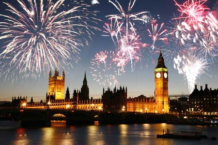 Bonfire Night in London: Central London's top fireworks displays