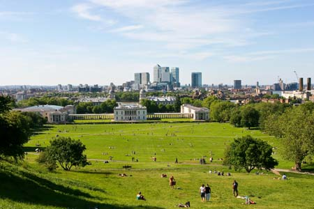 Visit the Greenwich & Docklands Festival this June