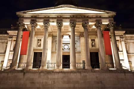 Explore London's Museums at night