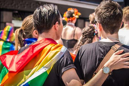 Celebrate diversity with Pride in London